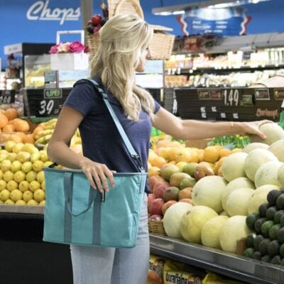 How To Stop Using Plastic Bags And Be More Eco-Conscious With EcoBasket FEATURED
