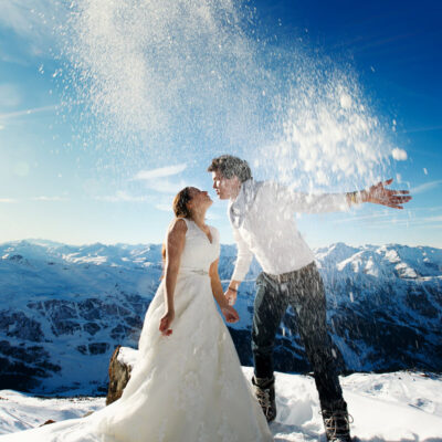 How to Feel Fabulous Without Freezing at a Winter Wedding 2