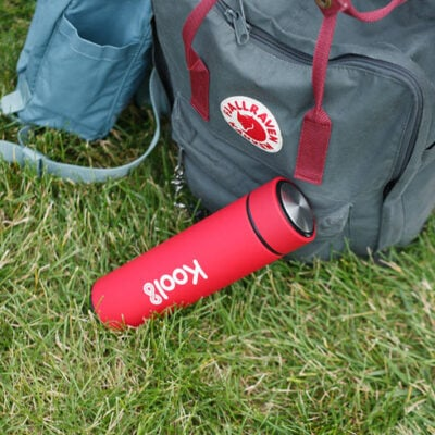 Kool8 The Water Bottle for Environmentally and Socially Conscious FEATURED