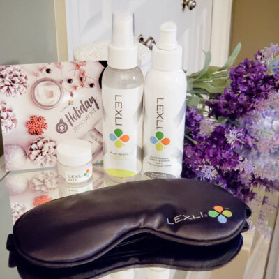 Lexli Skin Care Holiday Rescue Kit And Giveaway FEATURED