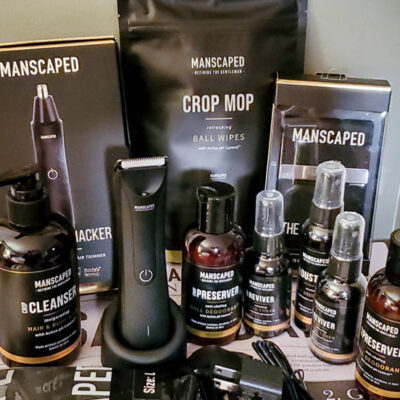 Manscaped Product Line FEATURE