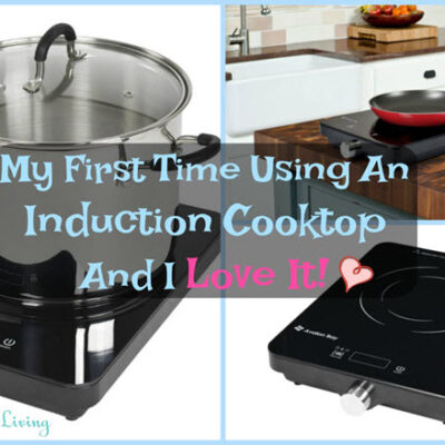 My First Time Using An Induction Cooktop And I Love It! Featured