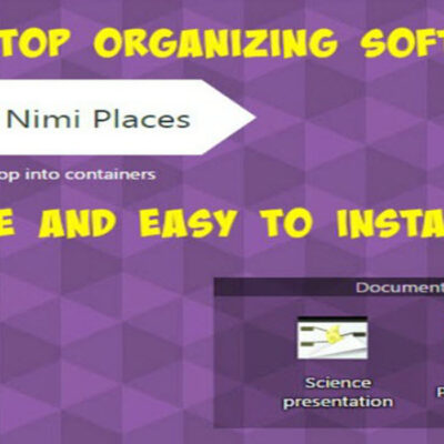 Nimi Places Desktop Organizing Software2