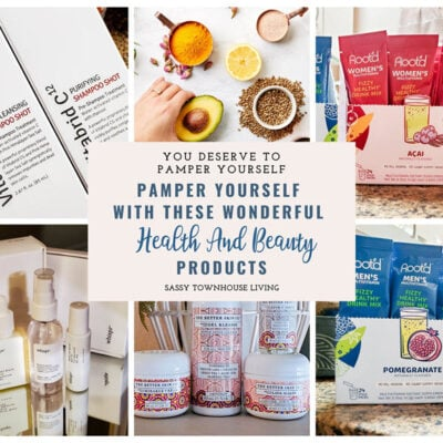 Pamper Yourself With These Wonderful Health And Beauty Products MAIN FEATURED