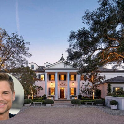 Rob Lowe Has A Dreamy California Estate & You Need To See It! Featured Image