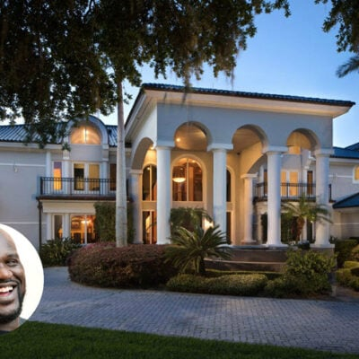 Shaquille O'neal Selling His Big Florida House And It's A Slam Dunk featured image
