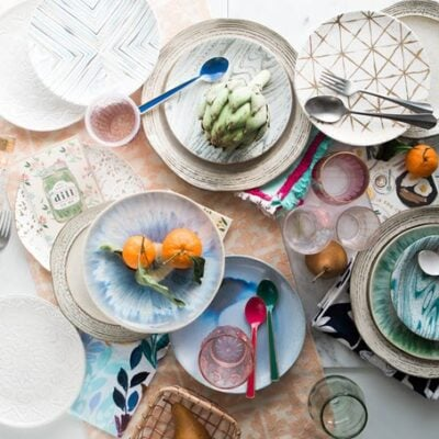 Shopping for New Dinnerware 4 Things You Need To Consider First FEATURED