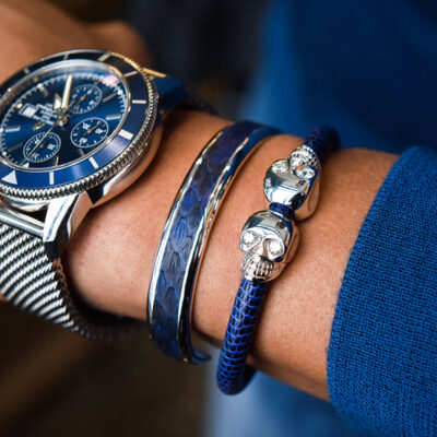 Skull Bracelets Are In Style And You Need To See Why FEATURED