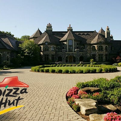 The Amazing Pizza Hut Estate featured