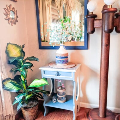The Art Of Decorating With Artificial Plants - Easy Carfree Decor Ideas Featured