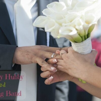 The Day My Hubby Replaced His Wedding Band - Sassy Townhouse Living