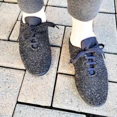 The Most Comfortable Sneaker Your Feet Will Ever Meet! FEATURED