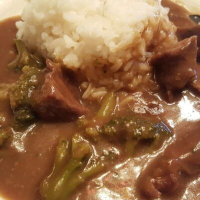 The Most Delicious Beef and Broccoli Crock-Pot Recipe - featured