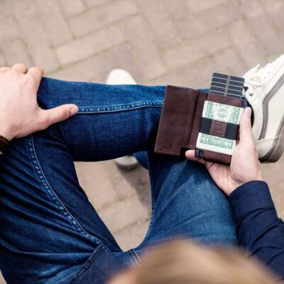 The Perfect Holiday Gift! Ultra-Slim Trackable Smart Wallet! FEATURED