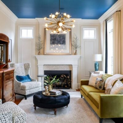 Why Beautiful Statement Ceilings Are The New Accent Wall 14