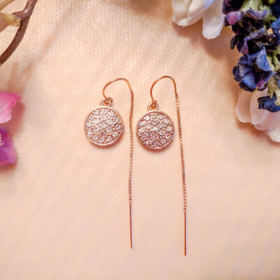 Why I Love These Threader Earrings By Cecelia Designs 14