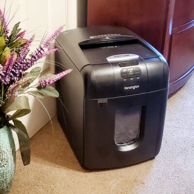 Why You Need A Paper Shredder To Help Prevent Identity Theft FEATURED