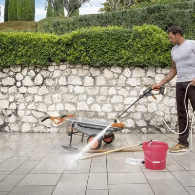 Why Your Home Needs The WORX Hydroshot Portable Power Cleaner 38