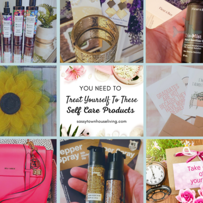 You Need To Treat Yourself To These Self Care Products FEATURED