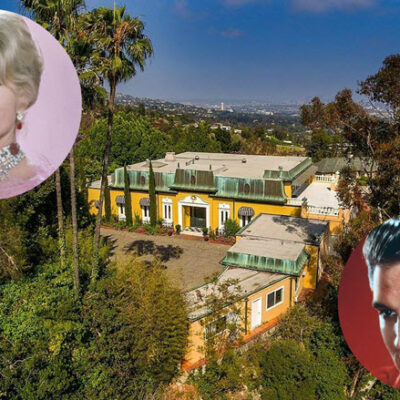 Zsa Zsa Gabor & Elvis Presley Both Lived In This Luxury Estate Featured