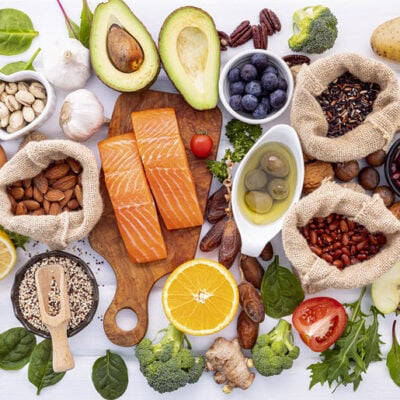 ingredients-healthy-foods-selection-wooden-featured