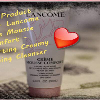 lancome cleanser logo